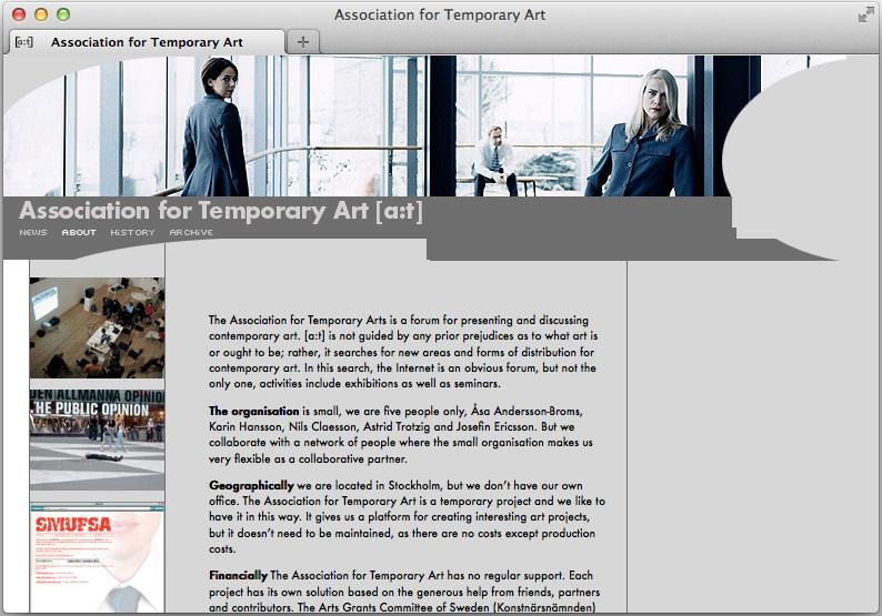 temporaryart